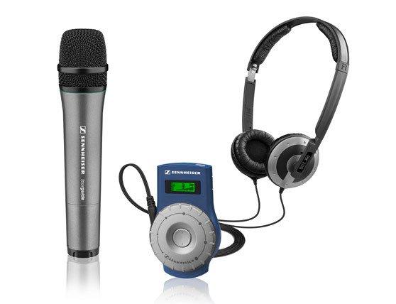 Fluisterset, Tourguide, tolkencabine, huren, tolkapparatuur huren, headset en microfoon huren, rondleidingsset huren - Tolk- en vertaalbureau Ecrivus International
