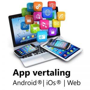 Web & App-vertalingen